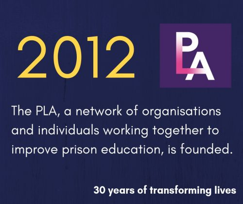 30 years of transforming lives - 2012