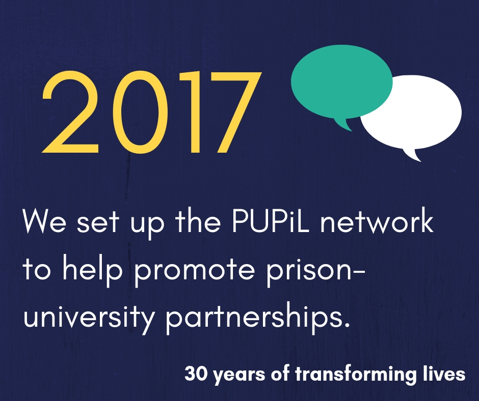 30 years of transforming lives - 2017
