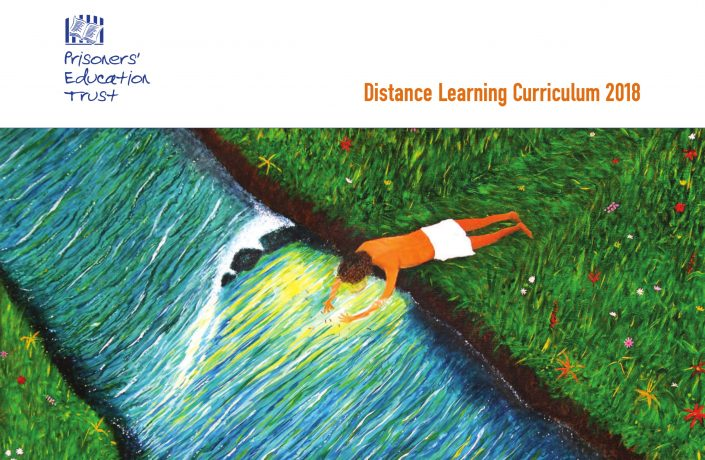 Distance Learning Curriculum 2018 - Front Cover
