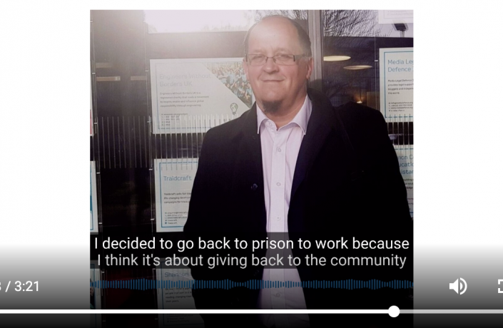 """""""I'm going back to prison"""": Mark's story"""