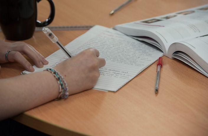 writing bracelet