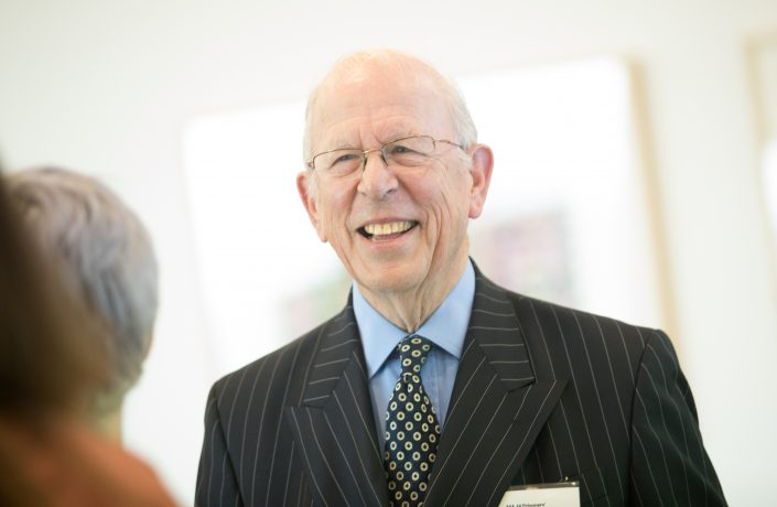 Host John Samuels QC