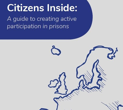 Citizens Inside - A guide to creating active participation in prisons (cover)