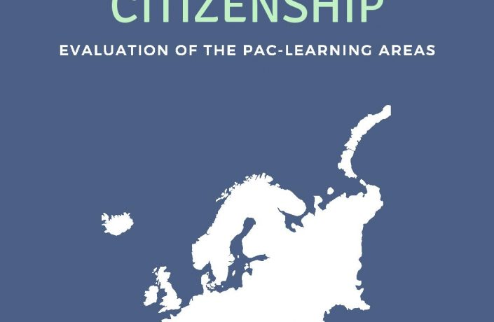 Front page: Prisoners' Active Citizenship: Evaluation of the PAC-learning areas